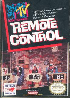 Screenshot Thumbnail / Media File 1 for Remote Control (USA)