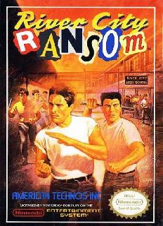 Screenshot Thumbnail / Media File 1 for River City Ransom (USA)