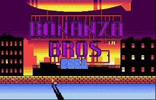 Screenshot Thumbnail / Media File 1 for Bonanza Bros.