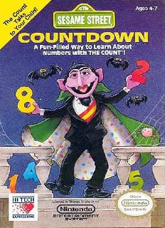 Screenshot Thumbnail / Media File 1 for Sesame Street Countdown (USA)
