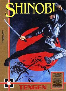 Screenshot Thumbnail / Media File 1 for Shinobi (USA) (Unl)