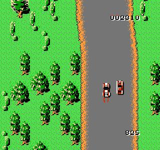 Screenshot Thumbnail / Media File 1 for Spy Hunter (USA)