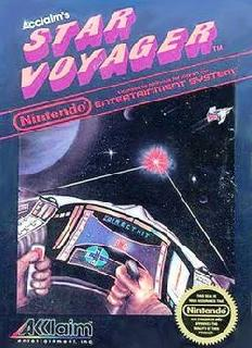 Screenshot Thumbnail / Media File 1 for Star Voyager (USA)