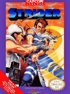 Screenshot Thumbnail / Media File 1 for Strider (USA)