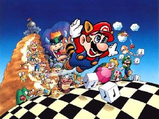 Screenshot Thumbnail / Media File 1 for Super Mario Bros. 3 (Europe)