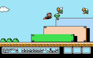 Screenshot Thumbnail / Media File 1 for Super Mario Bros. 3 (USA) (Rev A)