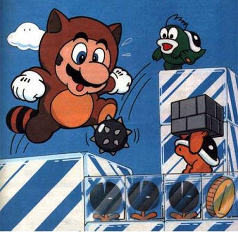 Super Mario Bros 3 Usa Rom Nes Roms Emuparadise