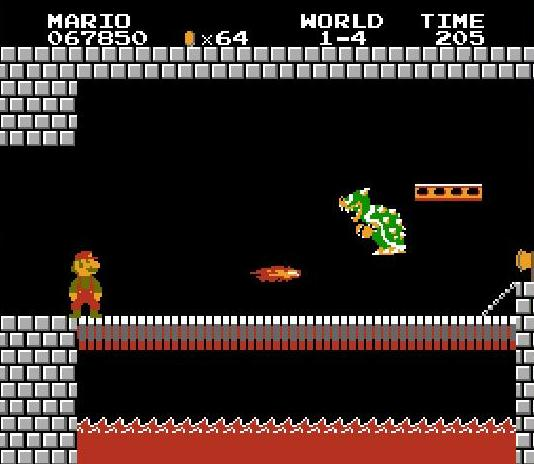 Super Mario Bros. (Japan, USA) ROM