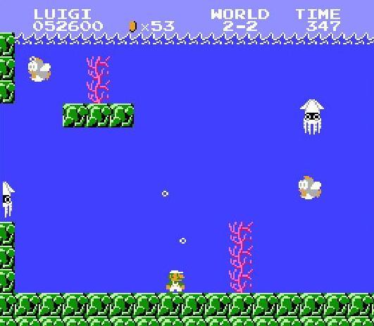 Super Mario Bros  (Japan, USA) ROM < NES ROMs | Emuparadise