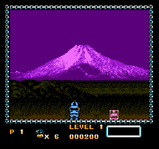 Screenshot Thumbnail / Media File 1 for Super Pang (Asia) (Unl) (NES)