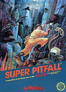Screenshot Thumbnail / Media File 1 for Super Pitfall (USA)