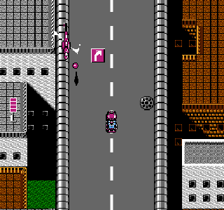 Screenshot Thumbnail / Media File 1 for Super Spy Hunter (Europe)
