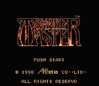 Screenshot Thumbnail / Media File 1 for Sword Master (USA)