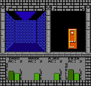 Screenshot Thumbnail / Media File 1 for Swords and Serpents (USA)