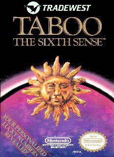 Screenshot Thumbnail / Media File 1 for Taboo - The Sixth Sense (USA)