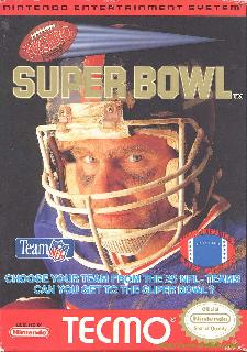 Screenshot Thumbnail / Media File 1 for Tecmo Super Bowl (USA)