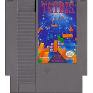 Screenshot Thumbnail / Media File 1 for Tetris (USA) (Unl)