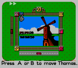 Screenshot Thumbnail / Media File 1 for Thomas the Tank Engine and Friends (USA) (Proto)