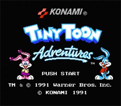 Tiny Toon Adventures Usa Rom Nes Roms Emuparadise