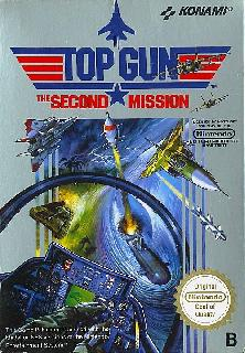 Screenshot Thumbnail / Media File 1 for Top Gun - The Second Mission (USA)