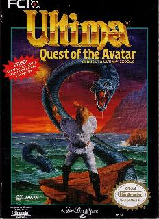 Screenshot Thumbnail / Media File 1 for Ultima - Quest of the Avatar (USA)