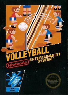 Screenshot Thumbnail / Media File 1 for Volleyball (USA, Europe)
