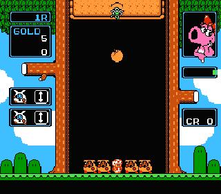 Screenshot Thumbnail / Media File 1 for Wario's Woods (USA)