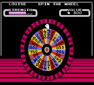 Screenshot Thumbnail / Media File 1 for Wheel of Fortune (USA)