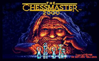 Screenshot Thumbnail / Media File 1 for Chessmaster 2000, The