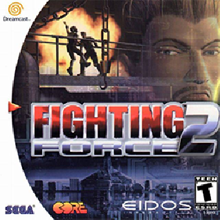 Screenshot Thumbnail / Media File 1 for Fighting Force 2 (USA)