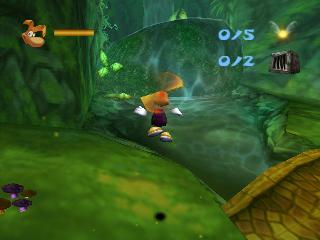 Screenshot Thumbnail / Media File 1 for Rayman 3 (USA, Europe) (En,Fr,De,Es,It) (v2.3)