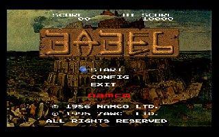 Screenshot Thumbnail / Media File 1 for Babel (1995)(Gamma AWC)