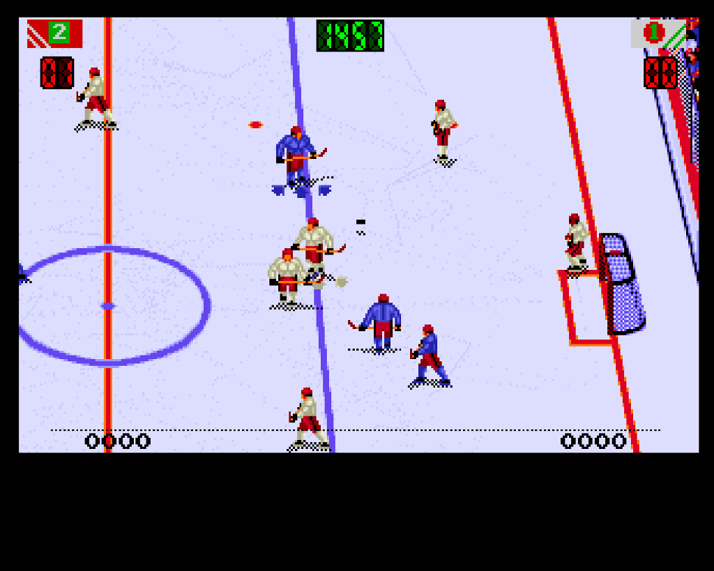 Face Off Ice Hockey Rom Amiga Roms Emuparadise