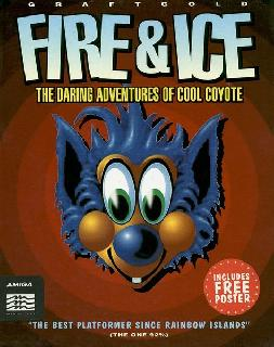 Screenshot Thumbnail / Media File 1 for Fire & Ice - The Daring Adventures of Cool Coyote
