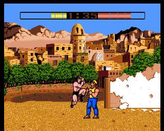 Screenshot Thumbnail / Media File 1 for Fist Fighter