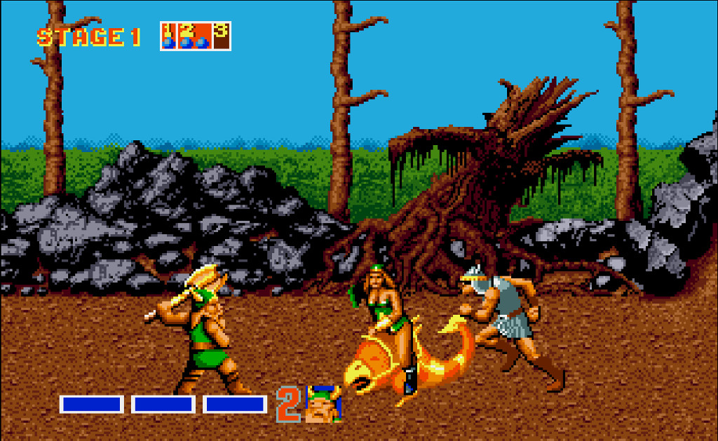 Golden Axe ROM < Amiga ROMs | Emuparadise