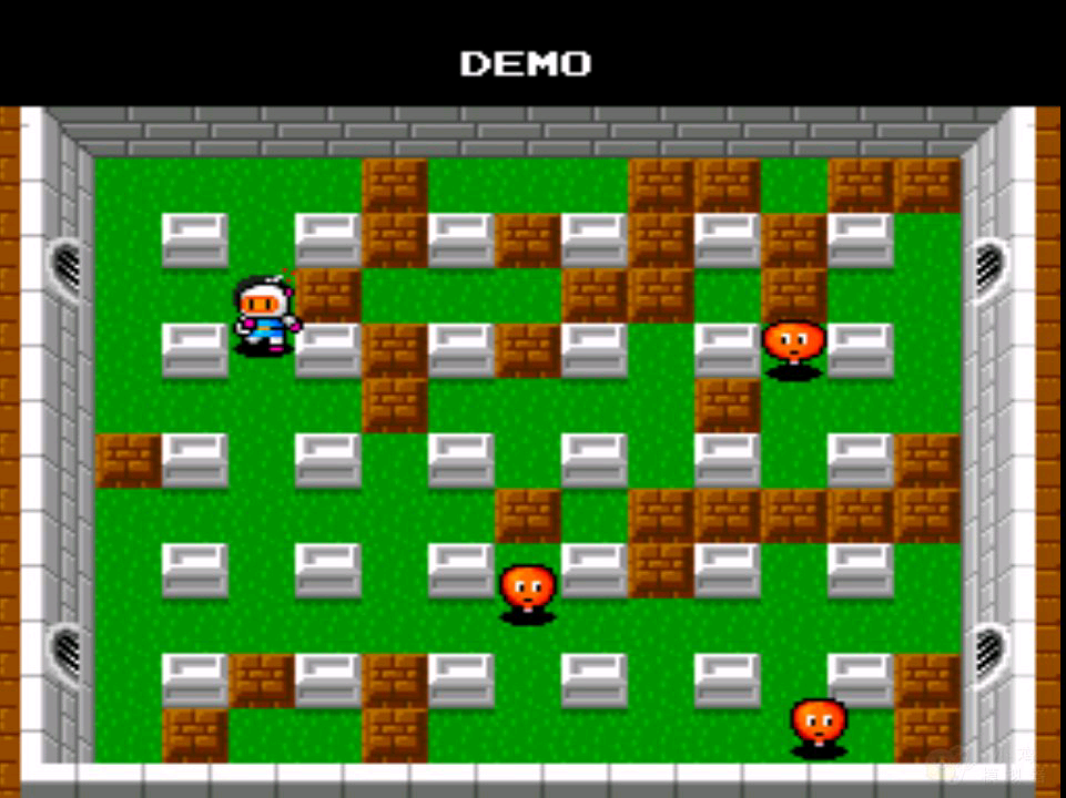 Bomberman (USA) ROM < TG16 ROMs | Emuparadise