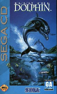 Screenshot Thumbnail / Media File 1 for Ecco the Dolphin (U)