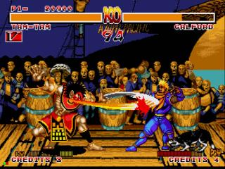 Screenshot Thumbnail / Media File 1 for Samurai Shodown (U)