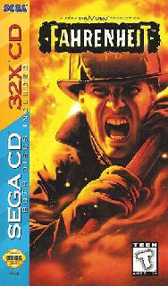Screenshot Thumbnail / Media File 1 for Fahrenheit (Europe)