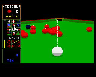 Screenshot Thumbnail / Media File 1 for Jimmy White's 'Whirlwind' Snooker