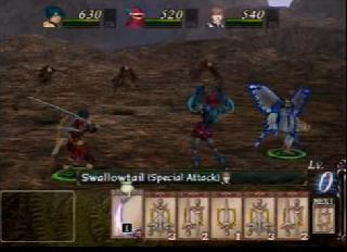 Screenshot Thumbnail / Media File 1 for Baten Kaitos Origins (Disc 1)