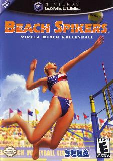 Screenshot Thumbnail / Media File 1 for Beach Spikers - Virtua Beach Volleyball