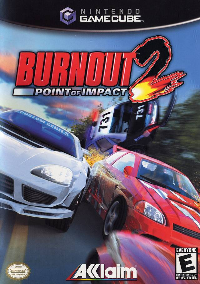 Burnout 2 Point Of Impact ISO < GCN ISOs | Emuparadise
