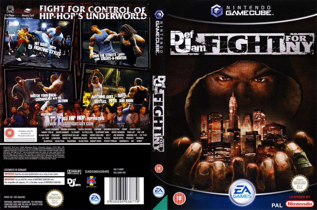 def jam fight for ny pc free download game