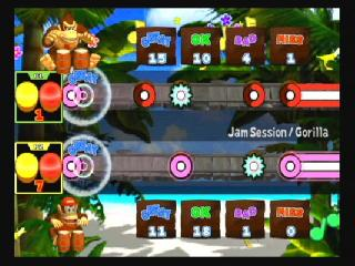 Screenshot Thumbnail / Media File 1 for Donkey Konga 2