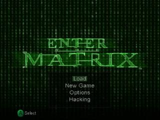 Screenshot Thumbnail / Media File 1 for Enter The Matrix (Disc 1)