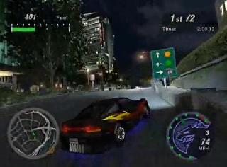 Screenshot Thumbnail / Media File 1 for Need For Speed Underground 2