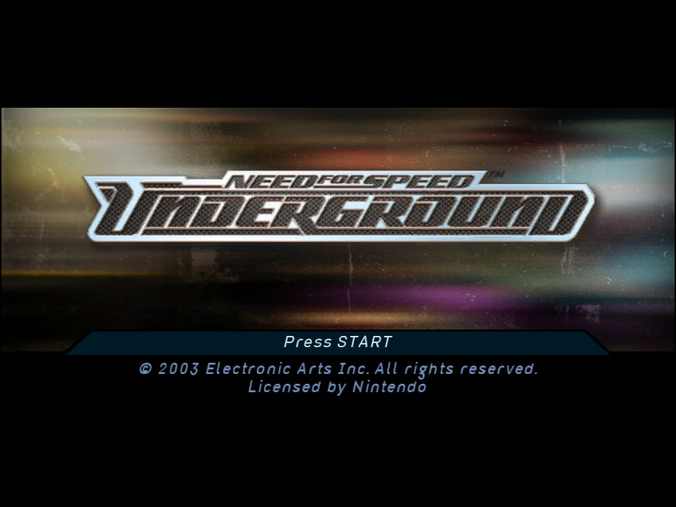 Screenshot Thumbnail Media File 6 For Need Speed Underground