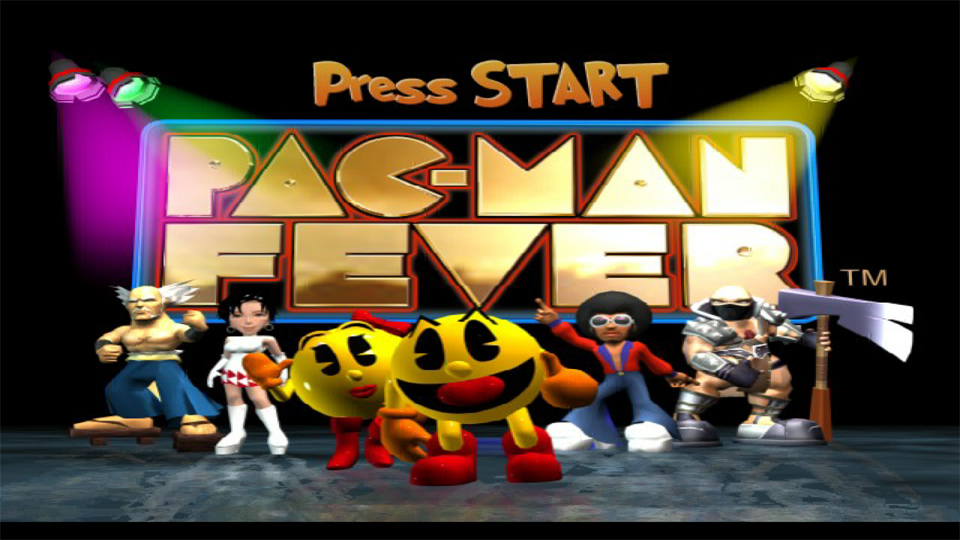 PACMAN FEVER ISO < GCN ISOs | Emuparadise
